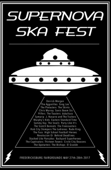 Supernova Ska Fest THIS WEEKEND!