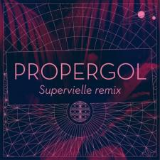"Download the Supervielle Remix to ""Propergol"" by Lucia Gonzalez via Soundcloud"