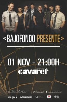 Bajofondo Show: Guadalajara, Mexico