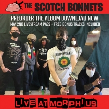 Mark your calenders: May 2 is a Scotch Bonnets Live Stream!