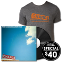 D-Plan: Change vinyl reissue pre-order available worldwide / Shows in DC, NYC, Philly