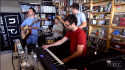 Watch The Dplan's Tiny Desk Concert at Npr.org
