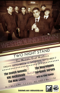 Coming to Boston for an epic show with Westbound Train, 9/16!