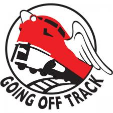Travis is featured on episode 76 of the Going Off Track podcast!