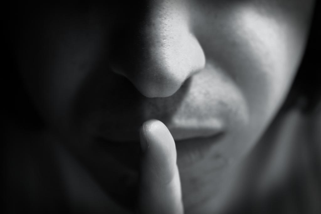 Shhh...recording in progress