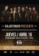 Bajofondo Show: Quito, Ecuador el 16 de Abril