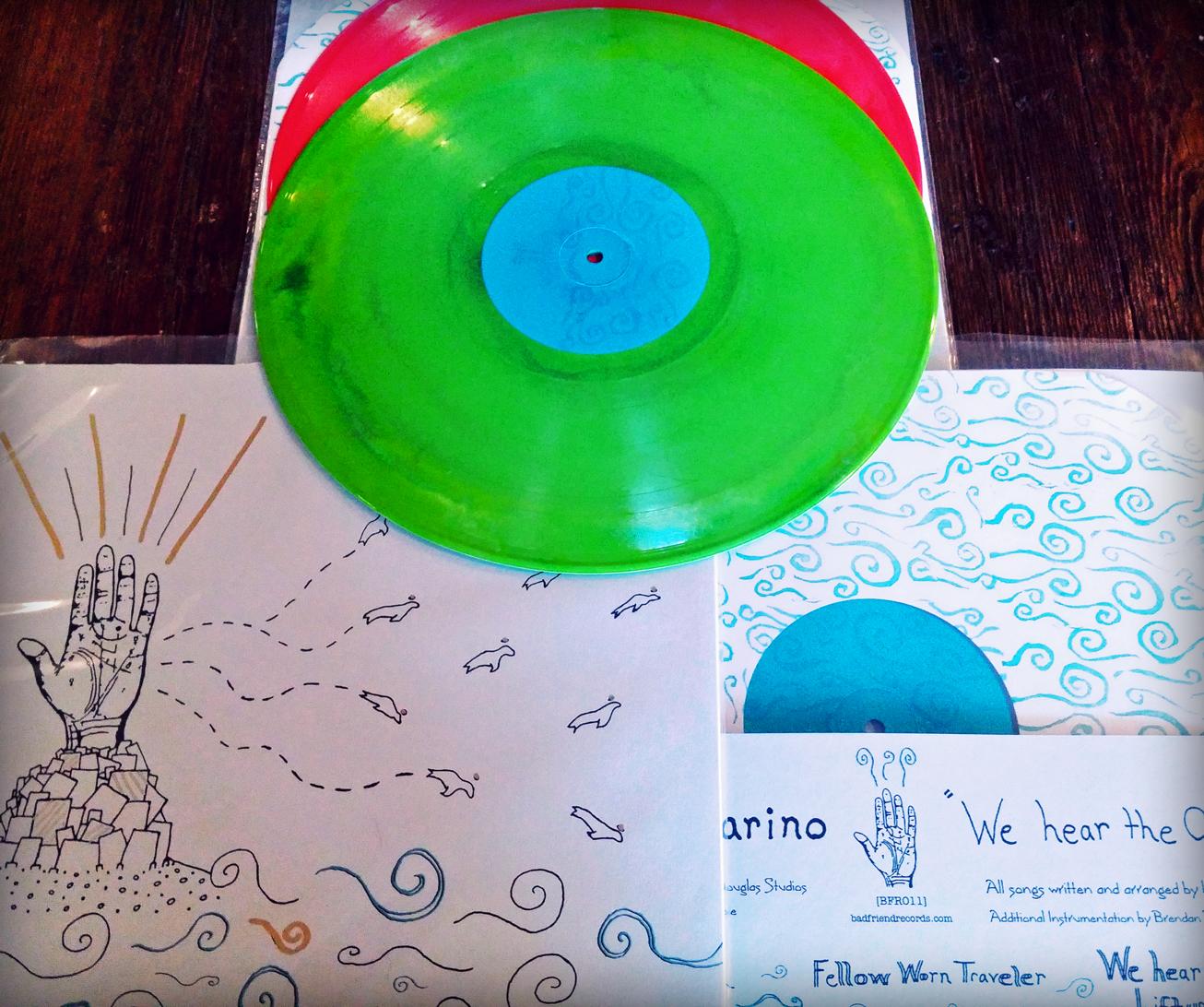 Lobo Marino Vinyl DEETZ