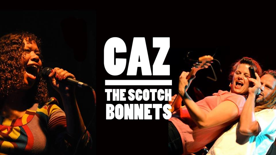 2nd time's the charm at Galaxy Hut with Caz, 2/15