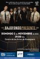 Bajofondo show Centro de las Artes de Guanajuato