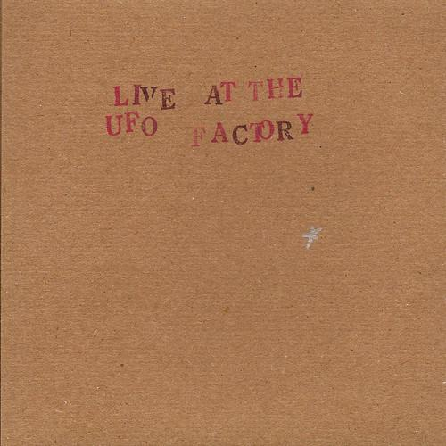 Jean Cook + David Brown: Live at the UFO Factory (full album)