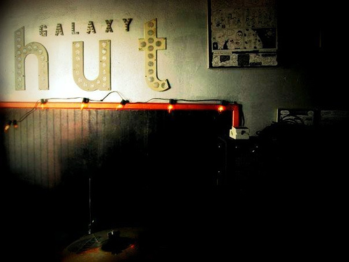 Galaxy Hut on January 17.