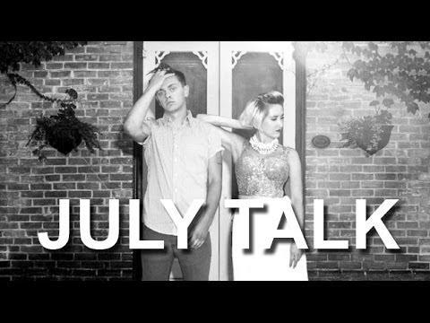 "July Talk - ""Guns & Ammunition"" (All Axis)"