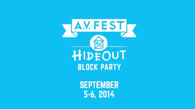 Dismemberment Plan playing The Hideout Block Party & Onion A.V. Fest in September
